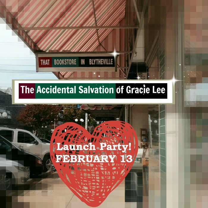 Launch Party - That Bookstore in Blytheville