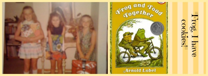 Frog and Toad and Chocolate