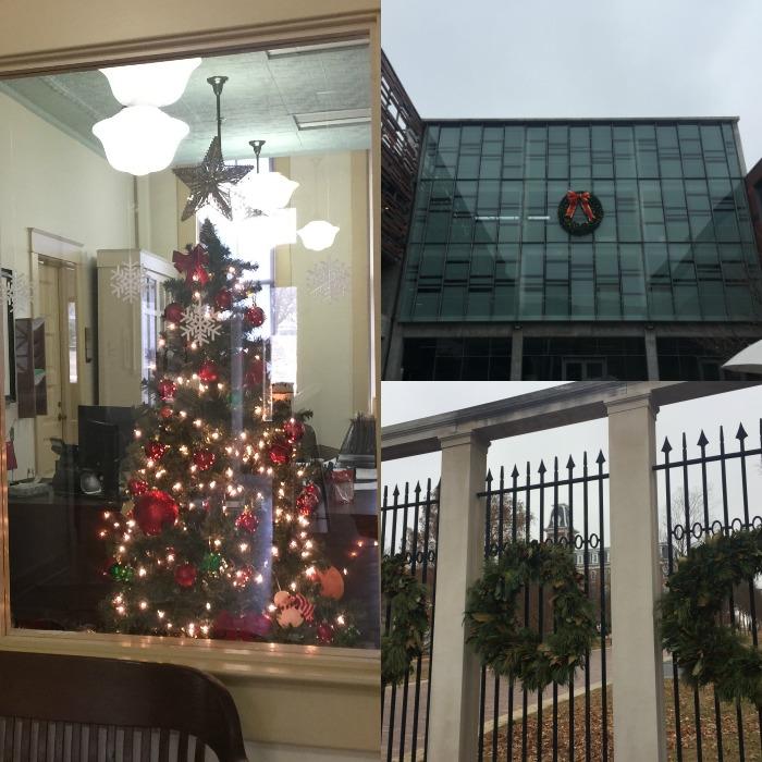 University of Arkansas - Christmastime
