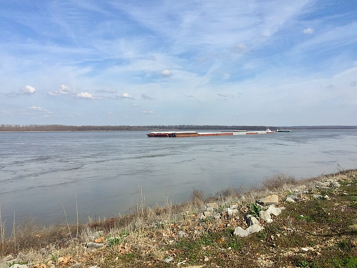 Wilson, Arkansas - How Geography Shapes a Place: Mississippi River / Sans Souci