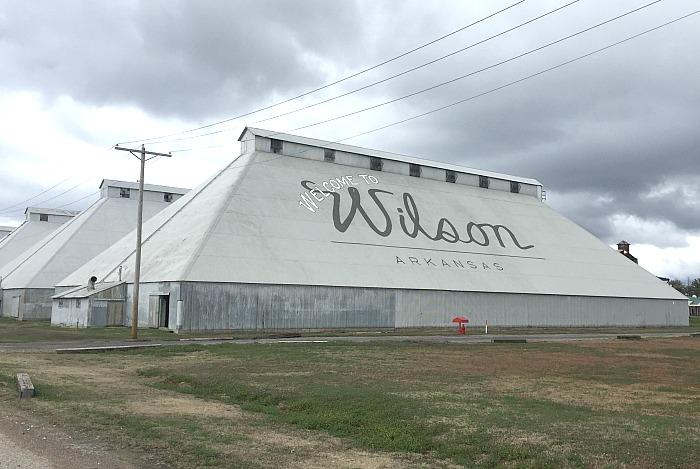 Wilson, Arkansas - Lee Wilson Gin in Wilson, Ar