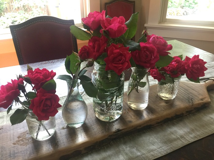 Mother's Day roses
