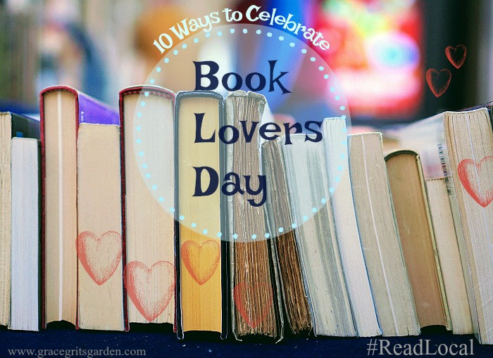 10 Ways to Celebrate Book Lovers Day