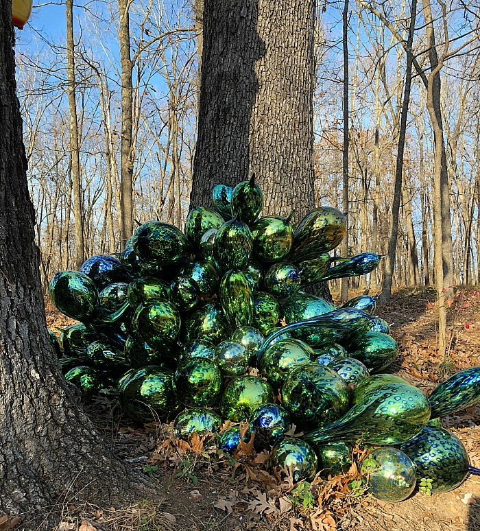 Chihuly in the Forest