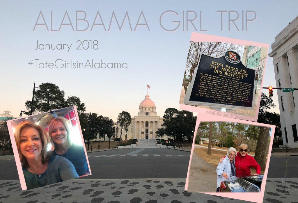 Alabama Girl Trip Part 1