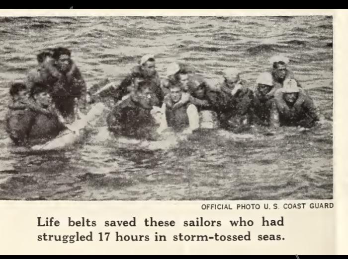 sailors WWII