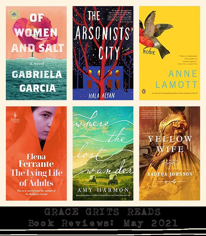 Book Reviews May 2021