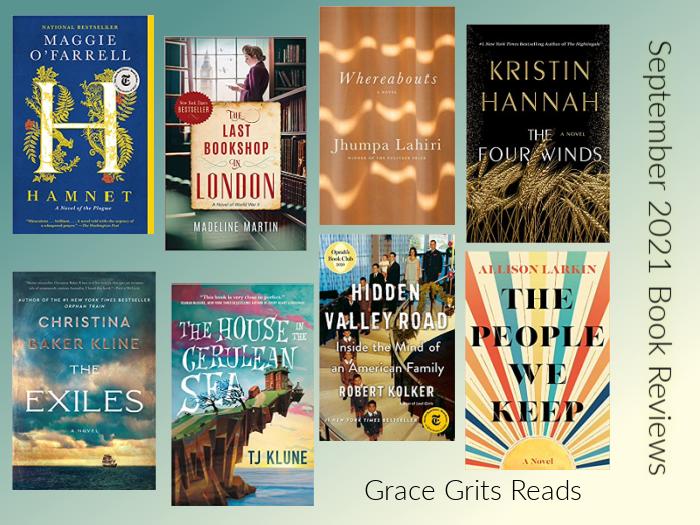 September 2021 Book Reviews